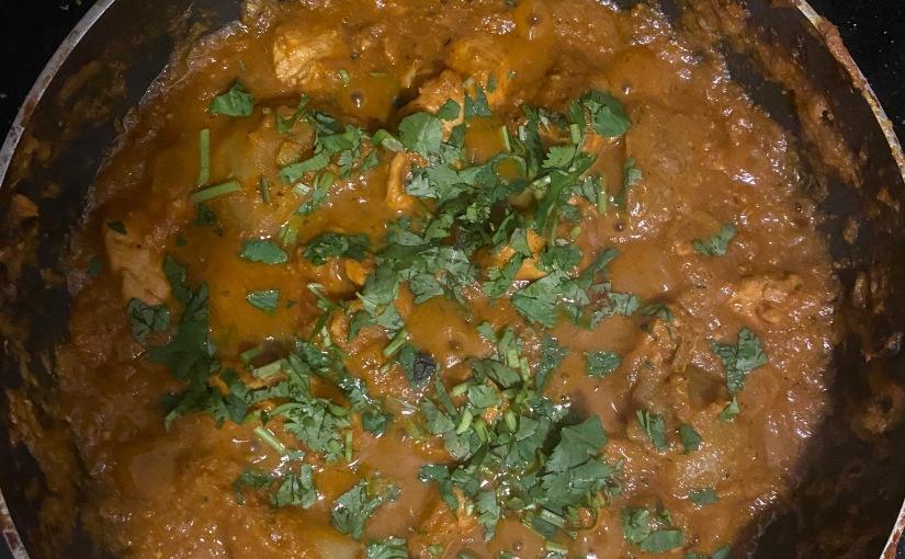 Spicy Boneless Chicken Curry – A WednesdayNosh