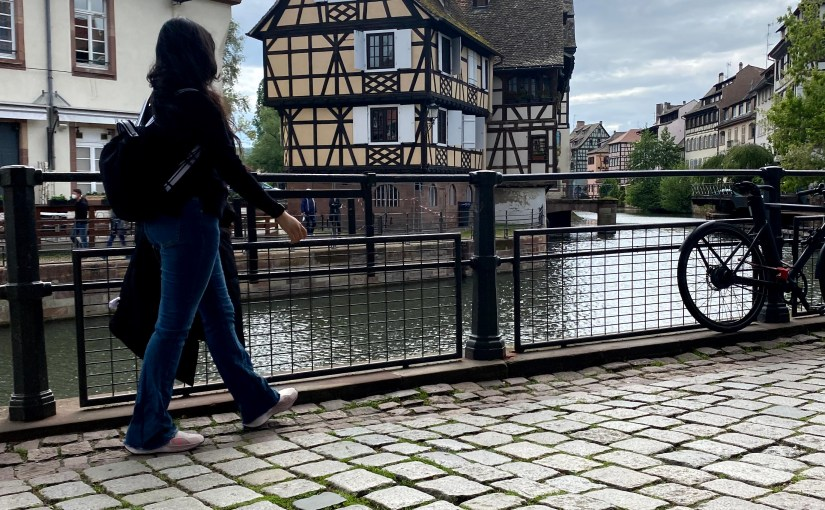 STRASBOURG – my one day trip to a beautiful city inFrance!